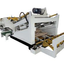 spindleless log debarking and rounding machine