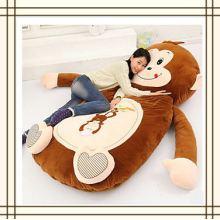 2016 adorável sofá-cama animal com design cortado feito da China