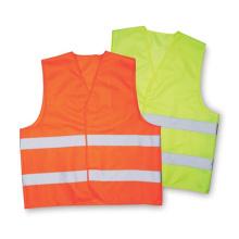Chaleco de seguridad reflectante (naranja)