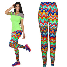 Fashion Women Sport Yoga Fitness Pants (58970)