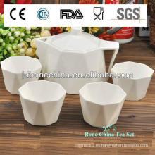 Nuevo modelo de porcelana real de té de cerámica de café hecho en china