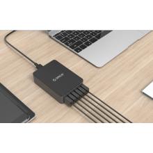 ORICO QSE-6U Chargeur de bureau USB 6ports Chargeur QC 2.0