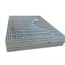 Решетка из горячеоцинкованной стали для пола морских платформ