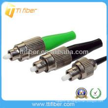 FC APC / UPC Singlemode Fiber Optic Connector