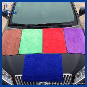 Microfiber Car Wash Car cleaning Towel (QHM558952)