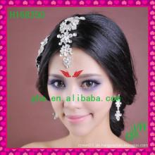 Neu heiße verkaufende Braut-Tiara Rhinestone-Schmucksache-preiswerte Braut-Tiara