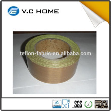 China supplier single sided silicone sensitive adhesive fiberglass reinforced adhesive tape