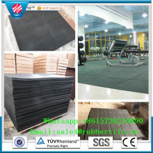 Gymnasium Flooring Gym Rubber Tile Children Rubber Flooring