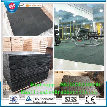 Gymnasium Flooring Gym Rubber Tile Children Rubber Flooring