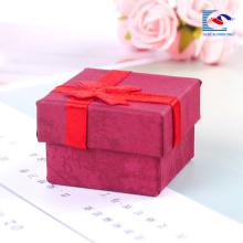 Boîtes pliables personnalisées à la main de boîte de papier pliable de fermeture magnétique d'emballage de carton réutilisé par coutume