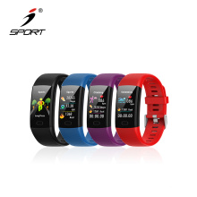 New Fashion Intelligent Bluetooth Sport Heart Rate Activity Tracker Compatible with Android5.1 & IOS8.0 or Above