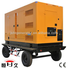 Generador diesel móvil de 275KVA CUMMINS (GF200C)