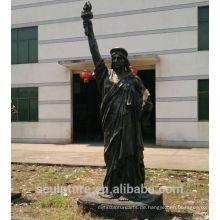 2016 Neue Kunst-Skulptur-Statue der Freiheit-Kupfer-Skulptur