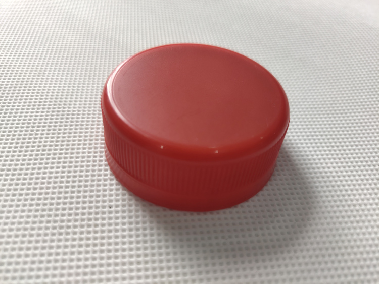 4L plastic shell oil cap mould with TPE liner