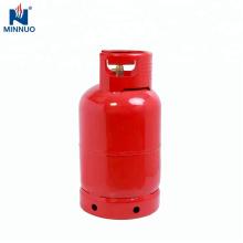 A casa usou o tanque de aço do cilindro do propano do gás do lpg 12.5kg para o mercado de dominica
