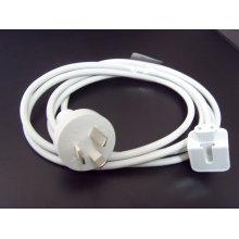 Au Apple cable de cable estándar para la estación base Airport Express Airtunefor Apple MacBook Air PRO cable de cable de extensión Magsafe cargador para 45W 60W 85W