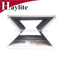 Haylite prefabricada de contenedores plegable y plegable para la venta