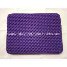 Fashionable and Customized Embossed Neoprene Laptop Bag,