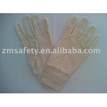 Safety industry cotton working glove ZM510-H