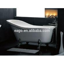 EAGO FREE-STANDING SIMPLE ACRYLIC BATHTUB GFK1700-1