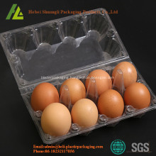 egg packing trays plastic