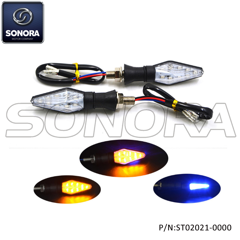 ST02021-0000 LED winker with amber light type A (3)