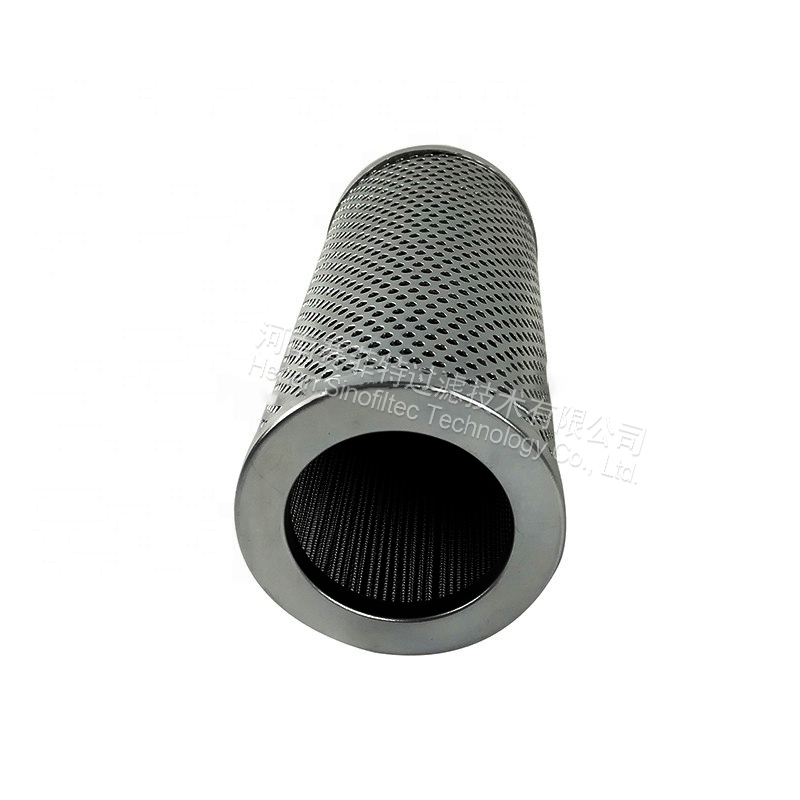 Replacement of the PARKER 937778Q Hydraulic Filter Element