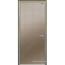 Vault Door Manufacturers, Vision Panel Doors, Walnut Veneer Doors