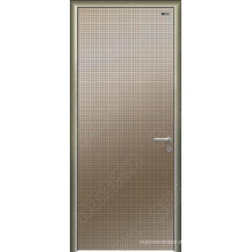 Vault Tür Hersteller, Vision Panel Türen, Walnuss Furnier Türen