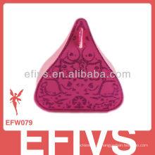 Delicado Rose Red Beijos Wedding Favor Caixa feita na China