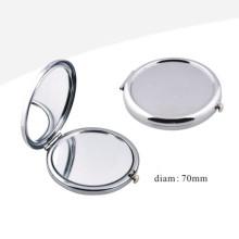 Miroir de maquillage pliant double face (BOX-44)