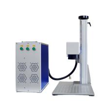 10W 20W 30W 50W mini portable RF co2 laser marker machine fiber color laser marking machine raycus
