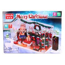 Рождественские музыкальные игрушки