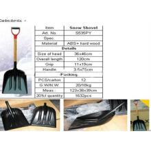 Newset Plastic Snow Shovel and Garden Shovel