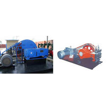 Plunger high pressure injection water pump