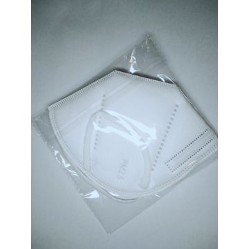 3D Fold N95 Face Mask Without Valve