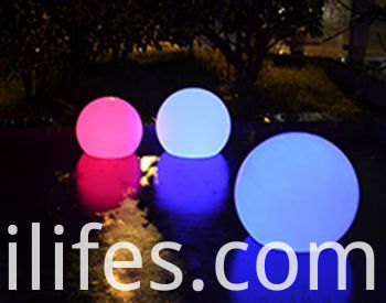 Rechargeable LED Ball Light Lamp