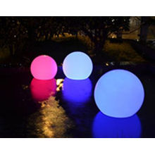 Floating LED Ball Solar rechargable