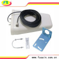Full set In-building Cellular Dual band GSM/3G AWS 4G LTE 850MHz 1700MHz 65db cell phone signal booster