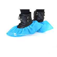 Einweg-Non-Woven-Schuhbezug / Medizinische Schuhe decken