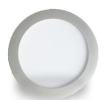 12w светодиодные панели света (МР-пл-R165) Серебряный корпус