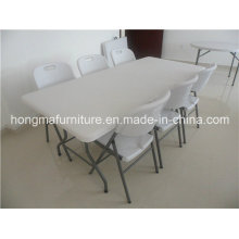 5FT Regular Outdoor Folding Table for Wedding Use