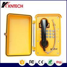 Telefones Resistentes ao Clima e ao Ar Livre Knsp-01t2s From Kntech