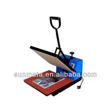Machine de pressage à lame à cordon à plat