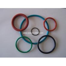 Bunter Silikon O-Ring