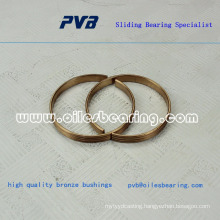 Bronze ring,Copper ring,bronze wrapped bushing