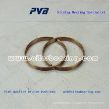 Бронзовые кольца,медные кольца,бронзовые втулки, завернутые