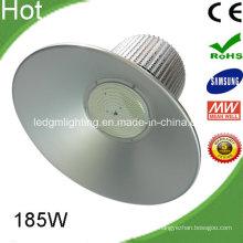 Éclairage LED haute baie 185W pour éclairage Commercial Super lumineux