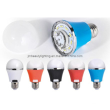 LED Global Bulb Silver Diamond Series