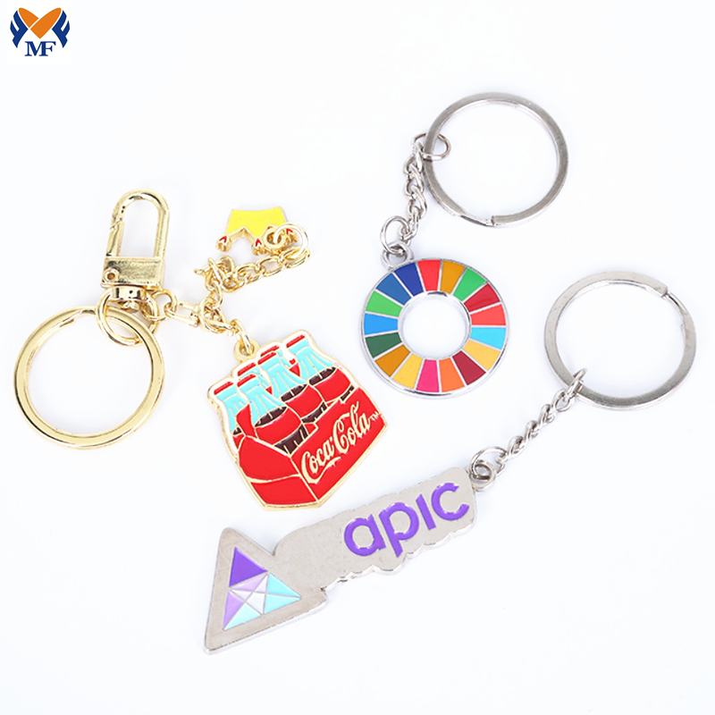 Metal Keychain For Promotion